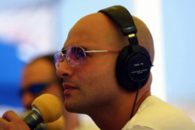 WFAN radio host and New Rochelle native Craig Carton.