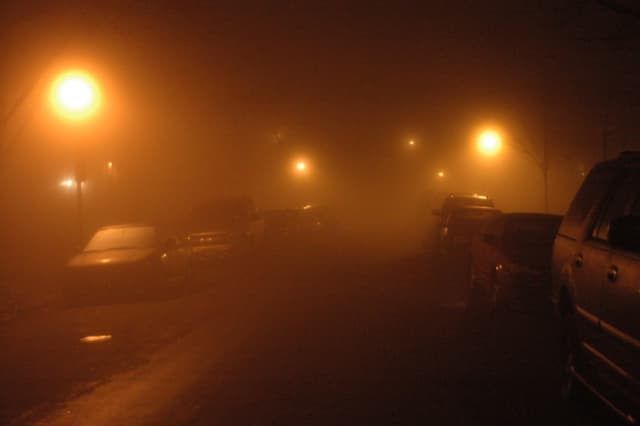 Fog could make driving difficult overnight across Northern Westchester.
