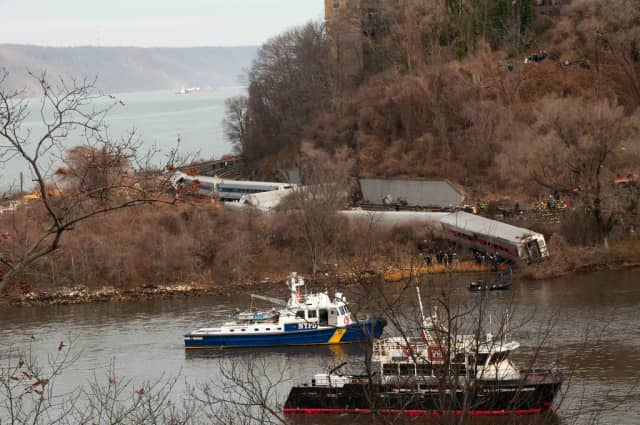Four people were killed in a Metro-North accident near Manhattan in December 2013.