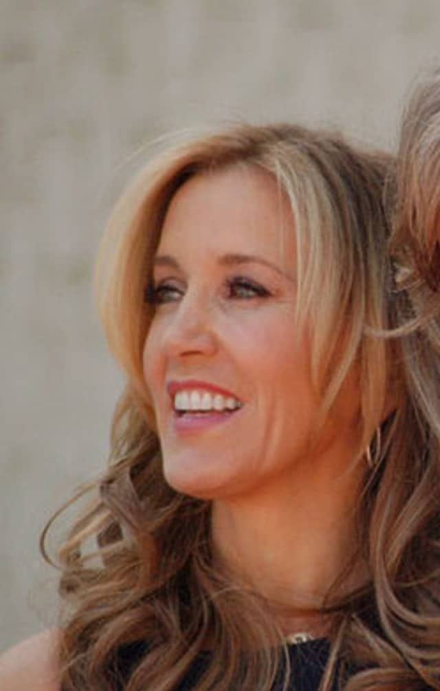 Felicity Kendall Huffman turns 51 on Monday.