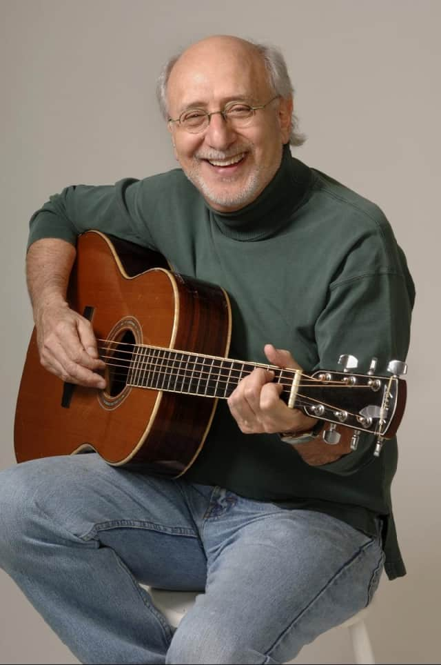 Peter Yarrow, of Peter, Paul and Mary, is set to perform at the Greenwich Library on Sunday, Dec. 8.