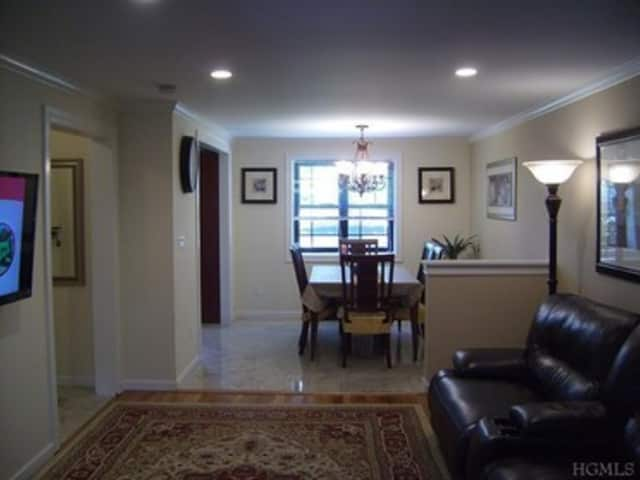 This apartment at 60 Manchester Road in Eastchester is open for viewing this Saturday.