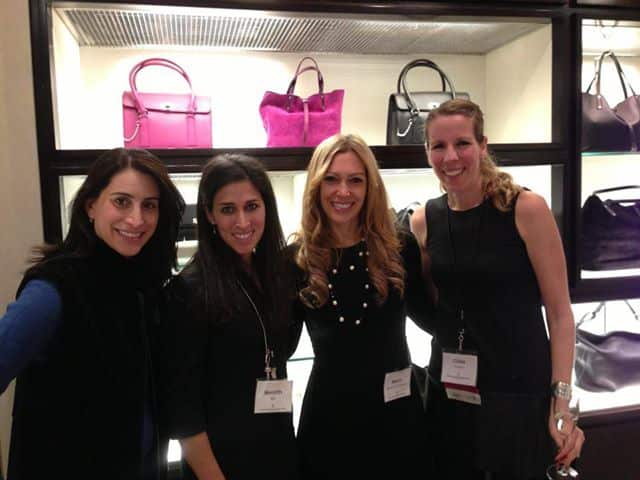 The Junior League of Central Westchester held its 27th Annual Holiday Boutique in November.
