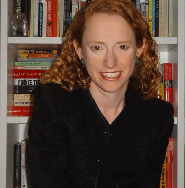 """Suzanne Nossel will speak at the Scarsdale Forum's""""Second Sunday"""" series."""