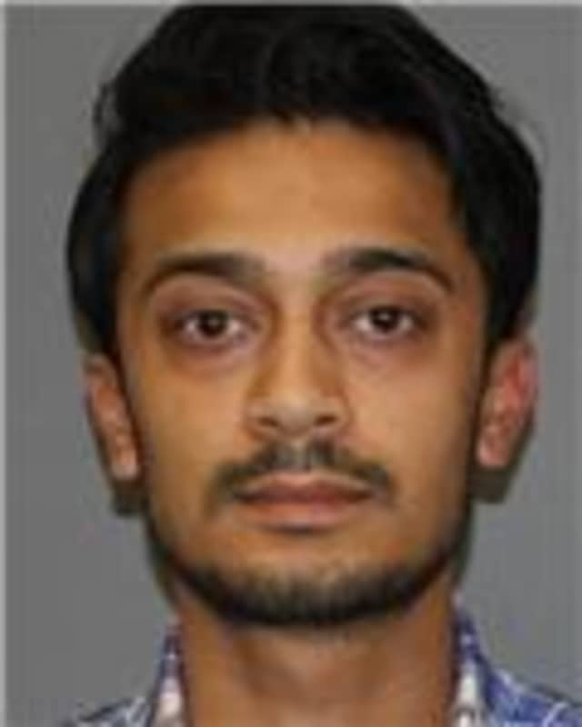 State Police arrested Ruchir D. Patel of Connecticut on charges of driving while intoxicated.