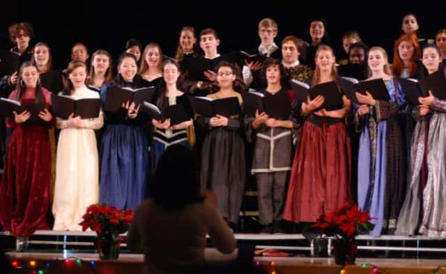 Harrison High School's annual Renaissance Festival returns on Dec. 12.