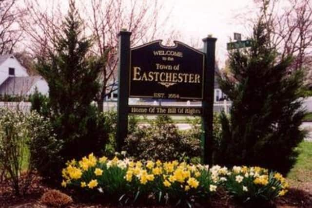 Eastchester Beautification Foundation presented awards to people and businesses for their contributions to the community.