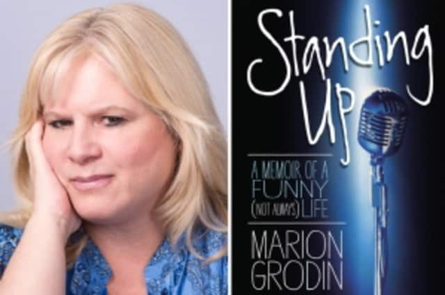 Marion Grodin, daughter of Wilton resident and comedian Charles Grodin, will discuss her new memoir at the Wilton Library on Thursday.