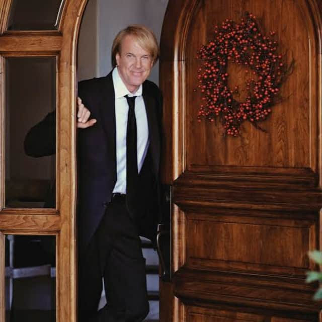 John Tesh is celebrating the Christmas season at The Ridgefield Playhouse on Saturday, Dec. 21.