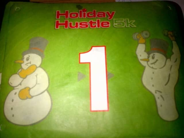 The Holiday Hustle 5K Race is set for Sunday, Dec. 15 in Dobbs  Ferry.