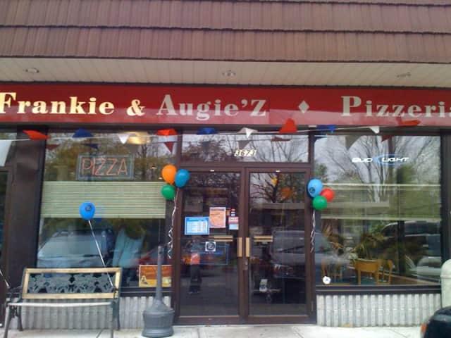 """Dine to Donate"" at Frankie & Augie'Z restaurant on Dec. 16."