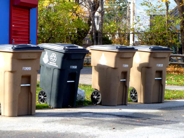 The Village of Mamaroneck has released a revised schedule for recycling and garbage pickup to accommodate for Christmas and New Year's Day.