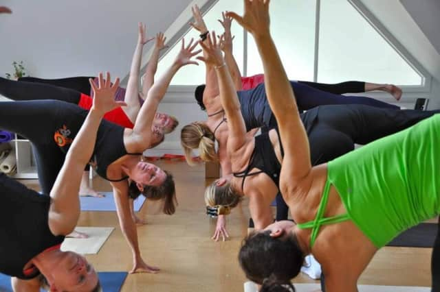 The Wilton YMCA is offering a special holiday yoga and meditation class on Saturday, Dec. 21.