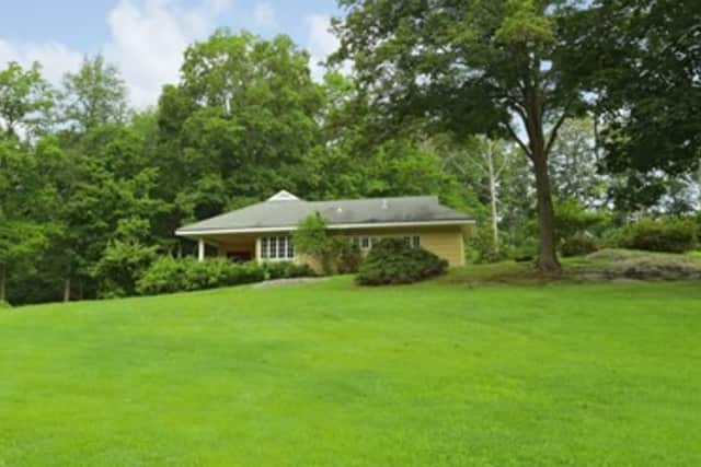 This house at 120 Aspinwall Road in Briarcliff Manor is open for viewing this Sunday.