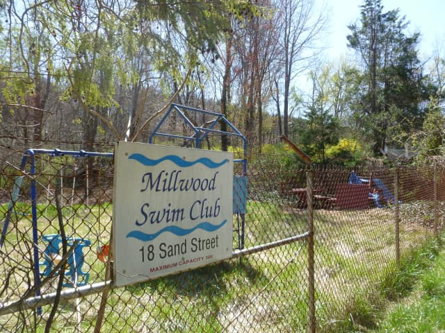 The former site of the Millwood Swim Club may soon become a community garden.