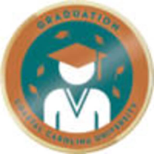 Katonah's Drew Clayton graduated from Coastal Carolina University on Dec. 14.