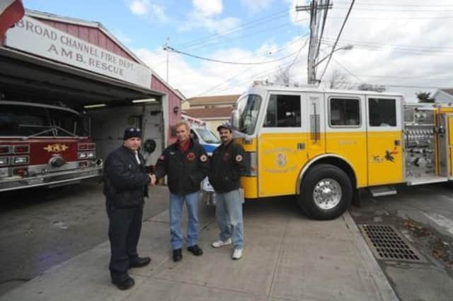 An apartment fire in Sleepy Hollow on Monday, Dec. 16 has left a family homeless.