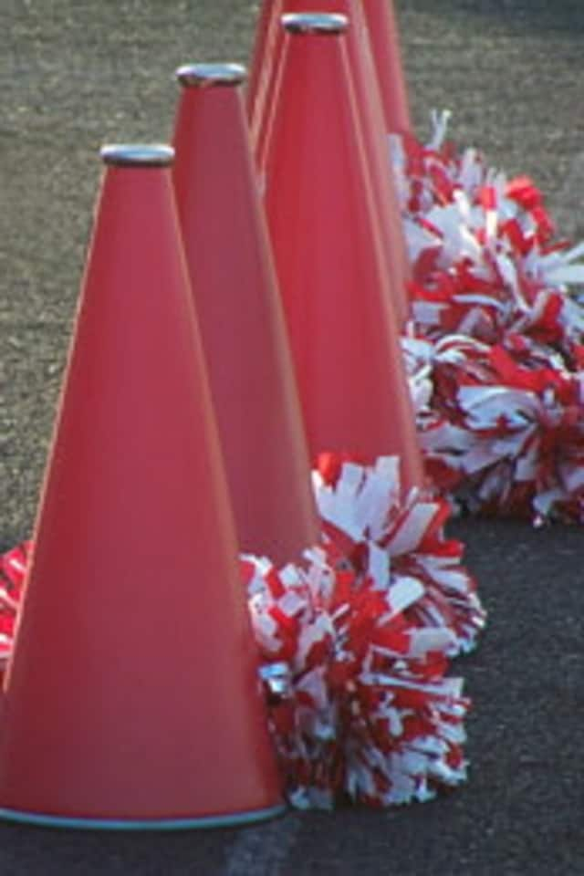Sign up for a cheerleading clinic in North Salem.