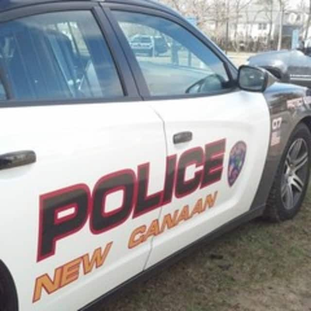 New Canaan Police arrested a married couple after a dispute resulted in the wife trying to run over her husband with a car.