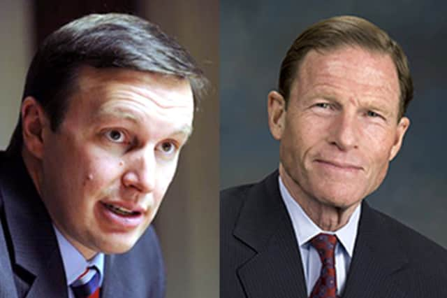 Sens. Chris Murphy and Richard Blumenthal have been recognized by the First Focus Campaign for Children.