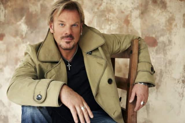 County music singer Phil Vassar is coming to The Ridgefield Playhouse on Jan. 10.