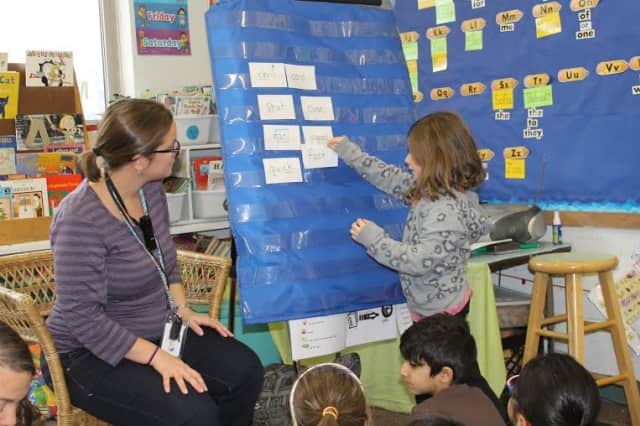 The Dobbs Ferry Schools are using a new word study program called Fundations.