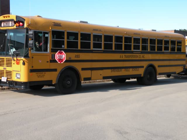 """Ridgefield School bus drivers are once again collecting toys and non-perishable food items for the """"Fill the Bus With Joy"""" campaign."""