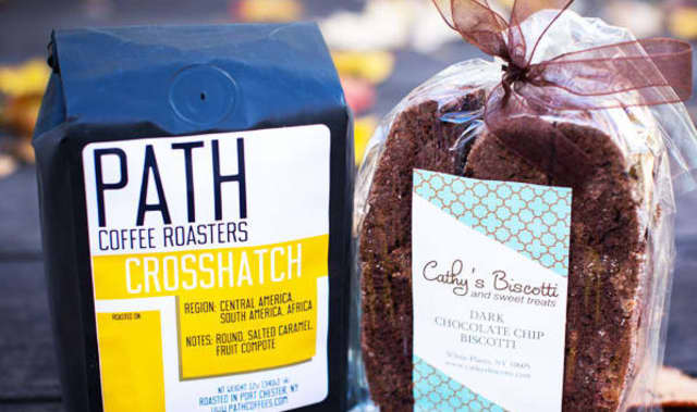 Port Chester's Path Coffee Roasters is joining local farmers on the new e-commerce grocery site Good Eggs.