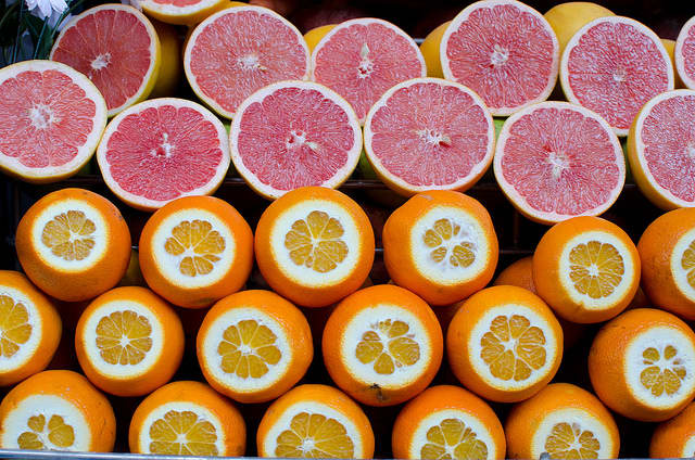 The Quad Village Rotary Club is offering fresh grapefruit and oranges from Florida as part of an annual fundraiser.