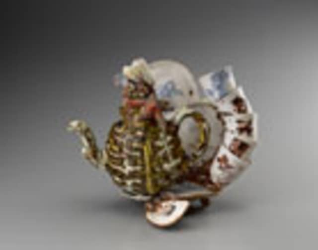 """TeaTime"" comes to the Clay Art Center."