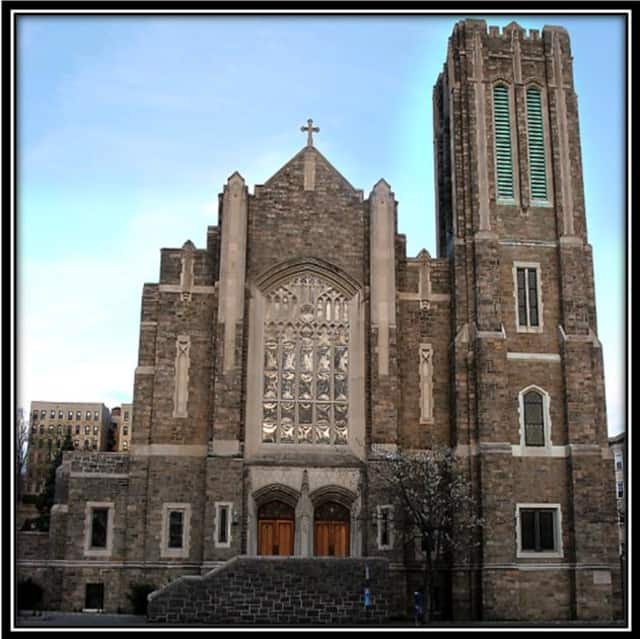 St. Peter's Catholic Church in Yonkers will be the site of a special event on Jan. 4