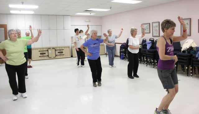 Two weekly sessions of Zumba for seniors are planned in Greenburgh.