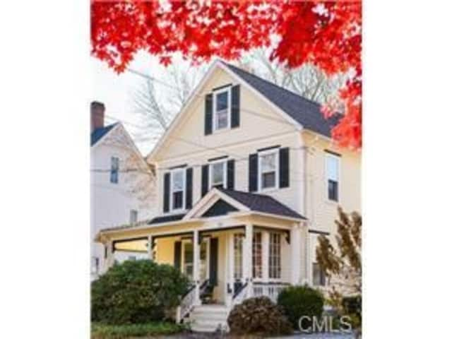 The house at 72 Deer Hill Ave. in Danbury is open for viewing this Sunday.