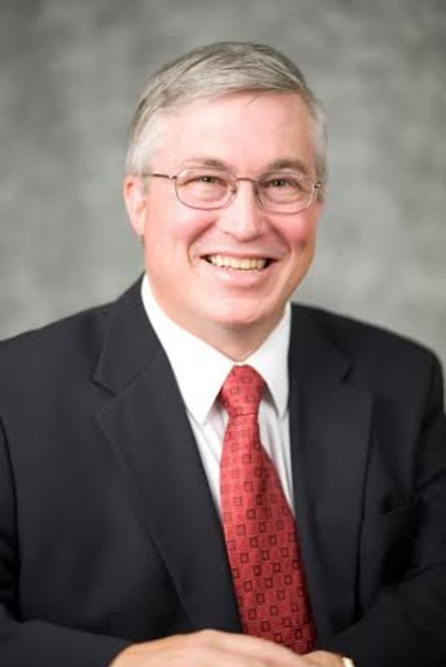 New Mercy College President Timothy Hall.