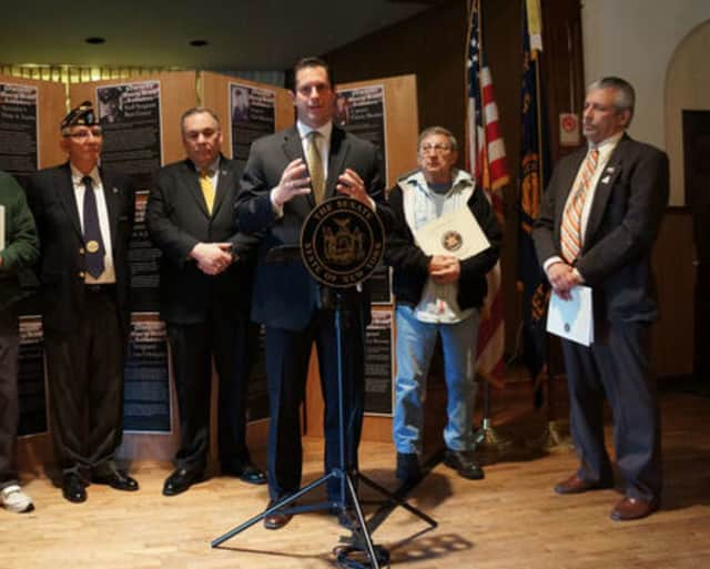 State Sen. Greg Ball believes the Legislature will support the proposed NY Jobs for Heroes program.
