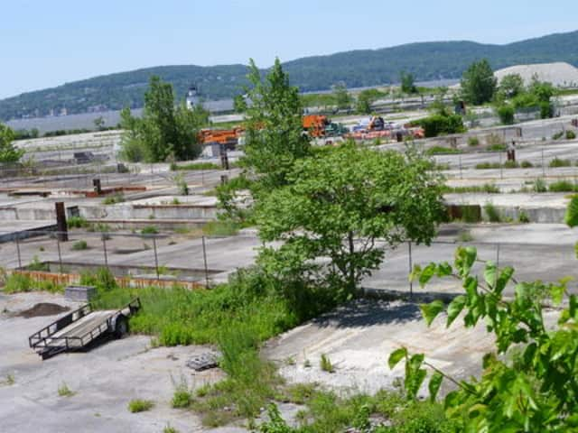 A deal between Metro-North and the Sleepy Hollow Local Development Corp. will help the village with plans to build a new public works garage and ball fields on the site of the former General Motors assembly plant.