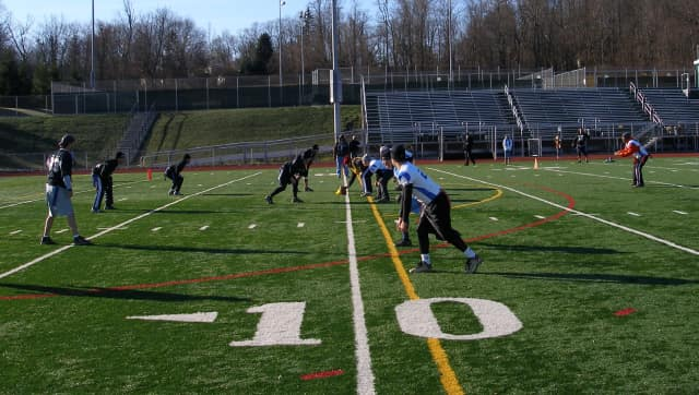 The Pro Bowl Flag Football Tournament will be held in Yorktown on Sunday, Jan. 26.
