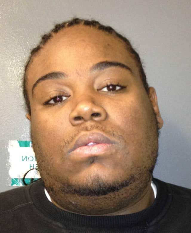 Dayquan Jackson is accused of stealing mail from at least two Wilton residences and using the homeowners' personal information to create fraudulent checks.
