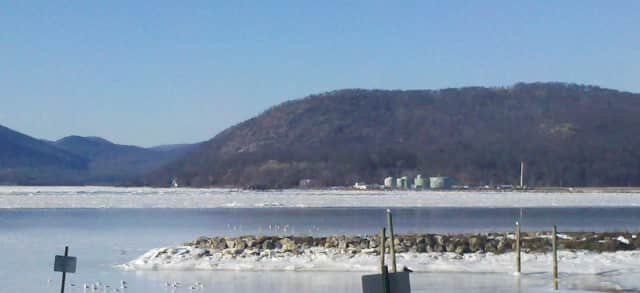 With temperatures rising dramatically Saturday, melting ice could cause urban flooding and possible river flooding as well as ice jam flooding along local rivers.