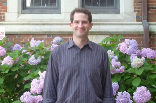 Josh Rosen is a math specialist at Springhurst Elementary School and winner of a Presidential teaching award.