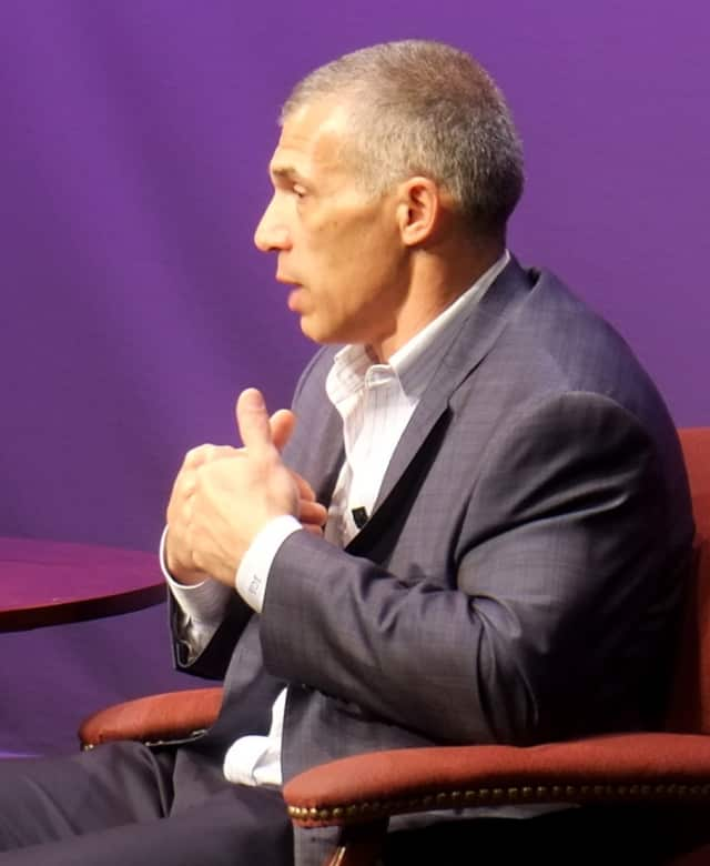 Westchester resident and now ex-Yankees manager Joe Girardi played 15 seasons in the MLB, including three with the Yankees.