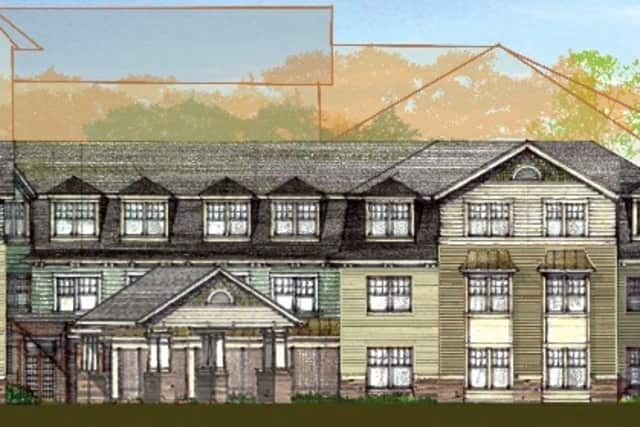 Village officials have determined that the proposed Benchmark Senior Living facility will not have a significant impact on the environment.