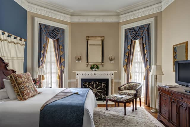 Tarrytown House Estate hosts romantic getaway packages for Valentine's Day