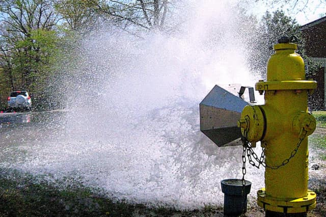 Rye Brook is considering acting on a new law that would have fire hydrant maintenance paid for through water bills, rather than by taxpayers.