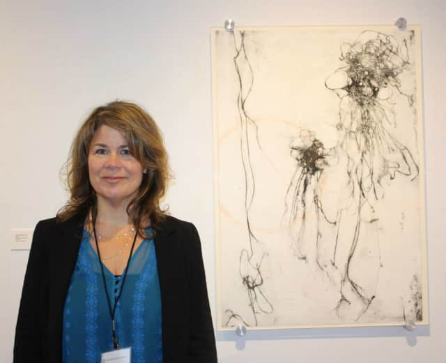 Cynthia MacCollum of New Canaan is one of the new members of the Silvermine Guild of Artists.