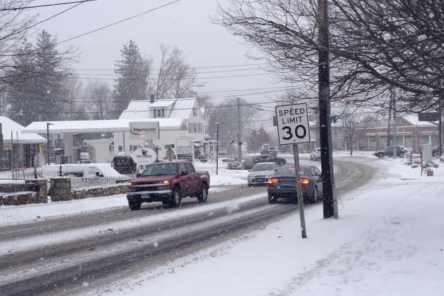 The National Weather Service has issued a Winter Storm Warning from noon on Tuesday until 6 a.m. on Wednesday for Westchester County.