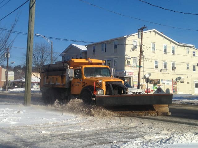Travel time for snowplows in southern Rockland County has been reduced after the opening of a new highway substation.