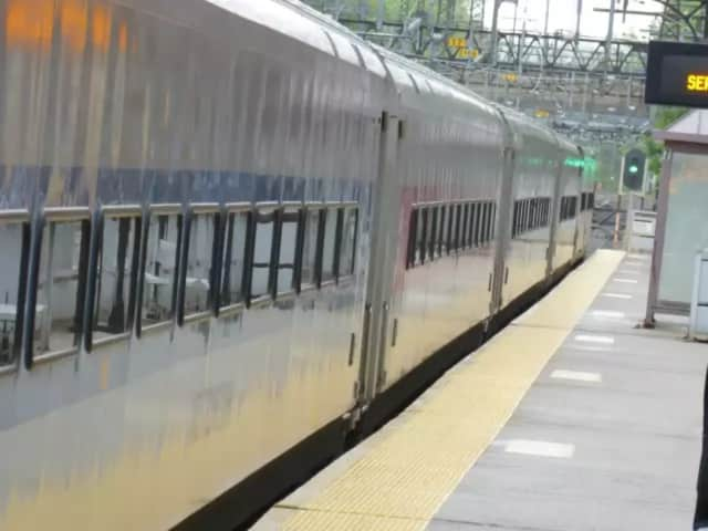 Metro-North will be working on a railroad crossing in Peekskil