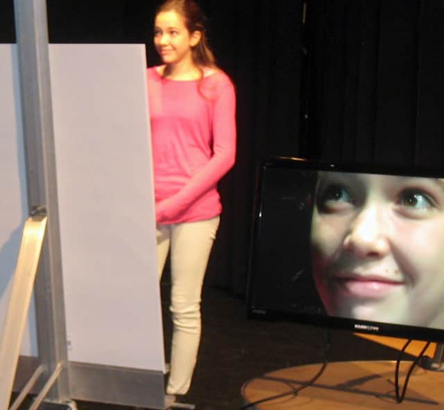 """The Darien Arts Center will host a youth acting program workshop called """"Connecting with the Camera: The Keys to Delivering Truthful Acting on Camera"""" starting in February."""