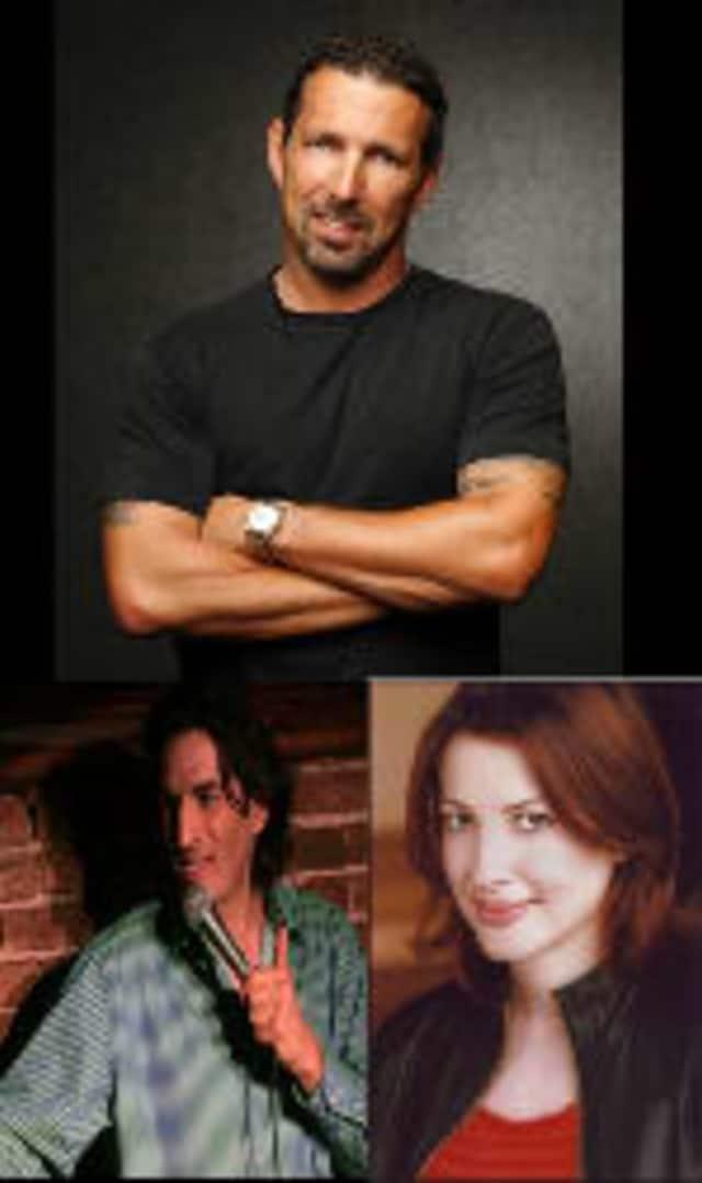 The Ridgefield Playhouse will host Rich Vos, Gary Gulman and Bonnie McFarlane on Saturday, Feb. 1.